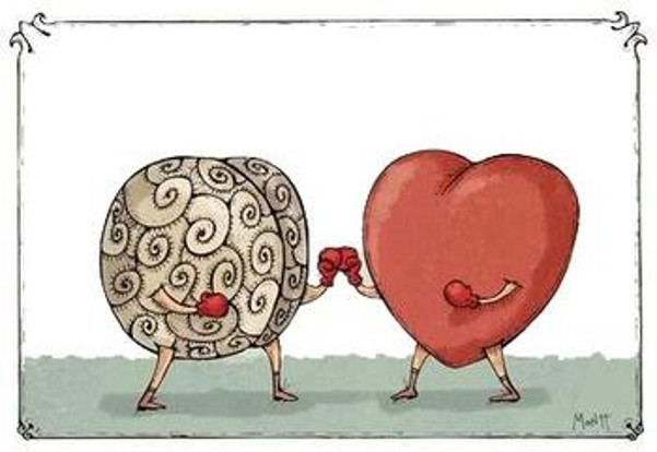 A LOGICAL HEART